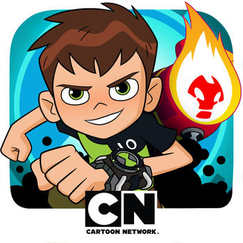 Ben 10: Up to Speed – Omnitrix Runner Alien Heroes