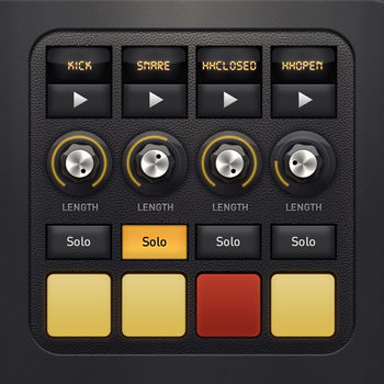 DM1 – The Drum Machine