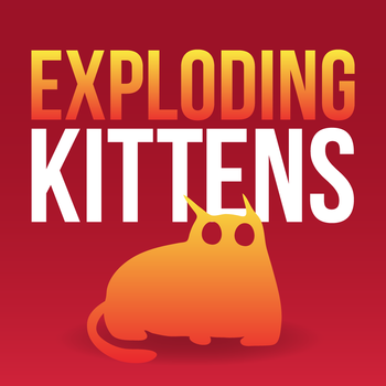 Exploding Kittens – The Official Game