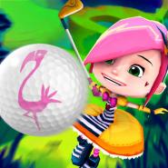 Alice in Wonderland Puzzle Golf Adventures